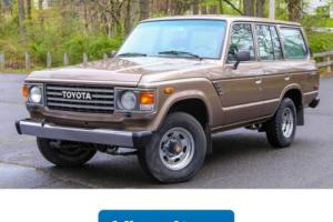 1987 Toyota Land Cruiser Photo
