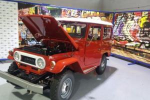1968 Toyota Land Cruiser Photo