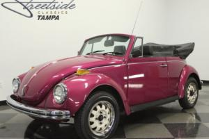 1971 Volkswagen Super Beetle Convertible Photo