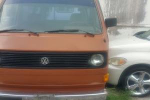 1983 Volkswagen Bus/Vanagon Photo