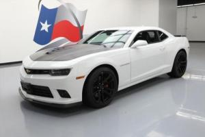 2015 Chevrolet Camaro 2SS 1LE RS 6SPEED NAV HUD 20'S