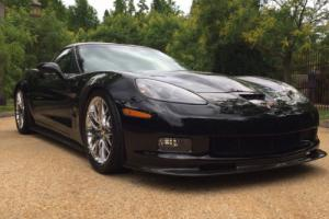 2010 Chevrolet Corvette ZR1 w/3ZR Photo