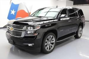 "2016 Chevrolet Tahoe LTZ 4X4 SUNROOF NAV DVD 22"" WHEELS"