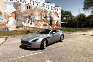 2008 Aston Martin Vantage Convertible 2-Door