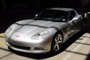 2005 Chevrolet Corvette Two Tops