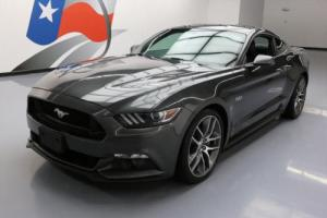 2016 Ford Mustang GT PREMIUM AUTO LEATHER NAV 20'S Photo