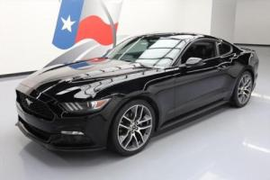2015 Ford Mustang ECOBOOST PREMIUM LEATHER NAV 20'S