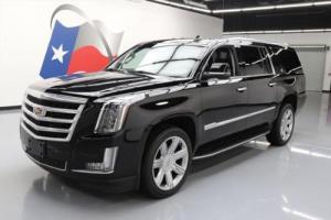 2016 Cadillac Escalade ESV LUXURY 4X4 NAV HUD 22'S