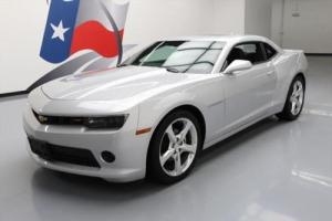 2015 Chevrolet Camaro 2LT RS HTD SEATS SUNROOF NAV HUD 20'S
