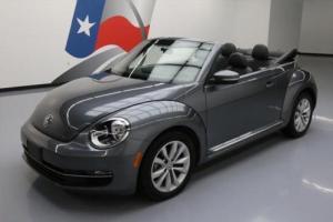 2015 Volkswagen Beetle-New BEETLE TDI CONVERTIBLE DIESEL HTD SEATS for Sale