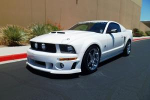 2007 Ford Mustang Stage-3