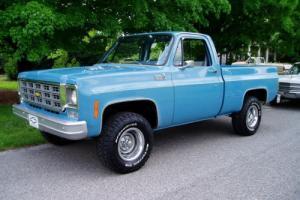 1978 Chevrolet C/K Pickup 1500