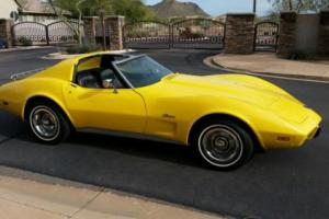 1976 Chevrolet Corvette STINGRAY for Sale
