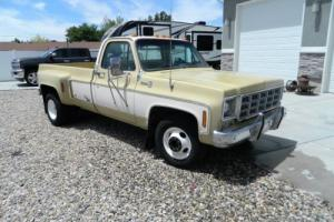 1977 Chevrolet Other Pickups duel wheel