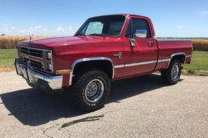 1983 Chevrolet C/K Pickup 1500 K10