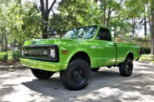 1970 Chevrolet C/K Pickup 1500