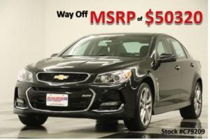 2017 Chevrolet SS -- for Sale