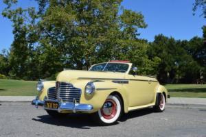 1941 Buick Super Convertible --
