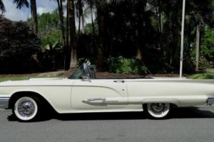 1959 Ford Thunderbird BIG BIRD THUNDERBIRD