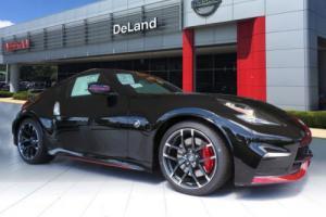 2017 Nissan 370Z 370 Z Nismo Tech Automatic