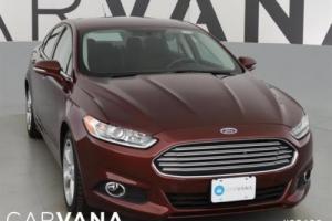 2015 Ford Fusion Fusion SE Sedan 4D