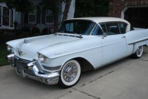 1957 Cadillac SERIES 62 2DR COUPE for Sale