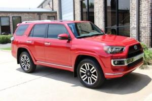 2016 Toyota 4Runner Limited 4WD Photo