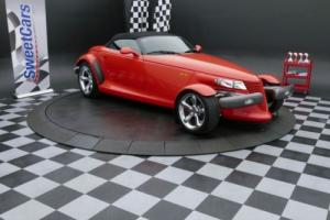 1999 Plymouth Prowler 2dr Convertible for Sale