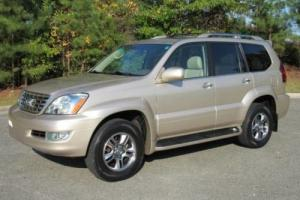 2008 Lexus GX 470 4WD Luxury SUV w/ Navigation --
