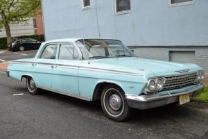 1962 Chevrolet Impala 4-door sedan
