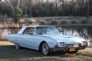1961 Ford Thunderbird for Sale