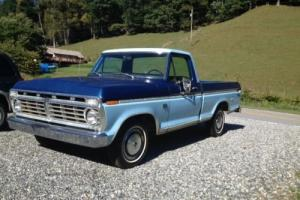 1974 Ford F-100 Ranger for Sale