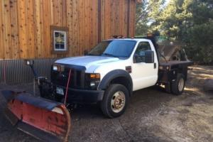 2008 Ford F-550 Photo
