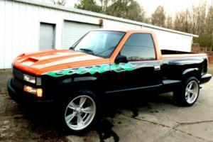 1989 Chevrolet C/K Pickup 1500 TRUCK C/K1500 SILVERADO C10 C15 1500 SS