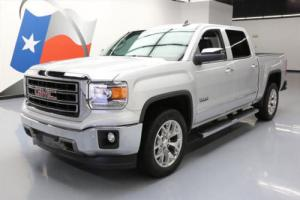 2015 GMC Sierra 1500 SIERRA SLT TEXAS CREW LEATHER NAV 20'S