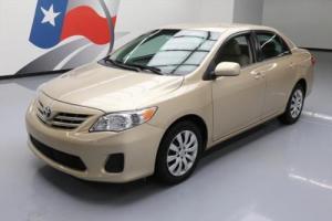 2013 Toyota Corolla LE AUTO CRUISE CTRL BLUETOOTH