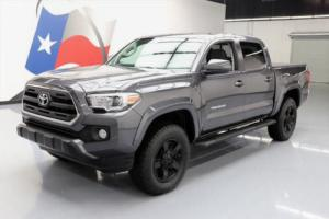 2016 Toyota Tacoma SR5 DBL CAB 4X4 XP PACKAGE AUTO