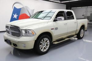 2016 Dodge Ram 1500 LONGHORN CREW ECODIESEL NAV 20'S for Sale