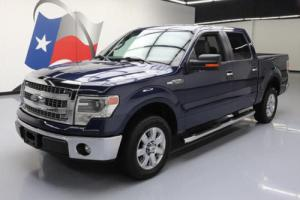 2014 Ford F-150 XLT TEXAS CREW 5.0 LEATHER REAR CAM for Sale