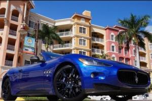 2012 Maserati Gran Turismo C Sport Photo