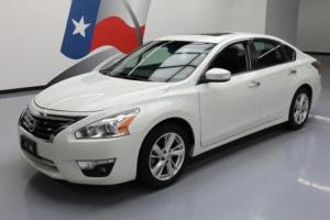 2014 Nissan Altima 2.5 SL HTD LEATHER SUNROOF NAV Photo