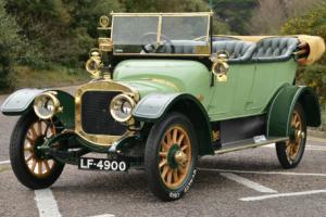 1912 Sunbeam 16/20 4.0 Litre Tourer.