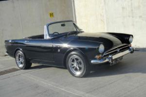 Sunbeam Tiger - 1965 - Show Car