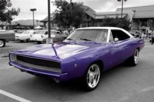 1968 Dodge Charger Coupe, Complete Rotisserie Build, Indy Crate Engine!