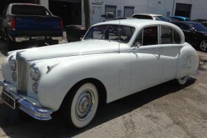1952 Jaguar Mark VII Base 3.4L
