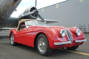 1951 Jaguar XK120 Base 3.4L