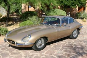 Stunning 64 Jaguar E Type Coupe