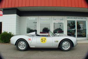Rare Limited Edition Beck 1957 Porsche 550 Spyder