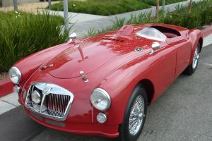 MGA EX 182 Tribute Sports car racer / Custom, one of a kind!