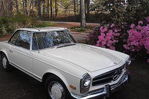 1971 Mercedes Benz 280 SL Pagoda NO RESERVE
